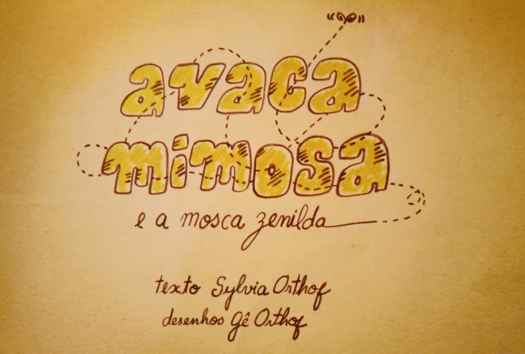 Cuca De Erica A Vaca Mimosa E A Mosca Zenilda Que Livro Voce